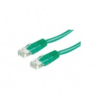 Patch Cord CAT6 7 x 0.18mm 5M GREEN SIEMAX