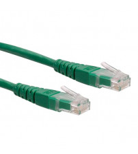 Patch Cord CAT6 7 x 0.18mm 25M GREEN SIEMAX