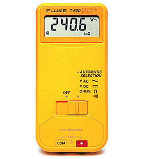 Electrical Tester Fluke Discontinued Refer 11