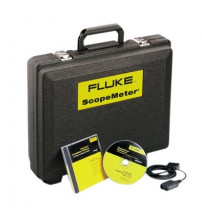 FlukeView Software + Cable + Case (190 Series) - English Fluke