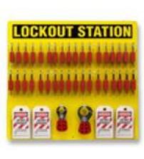 36-Lock Board