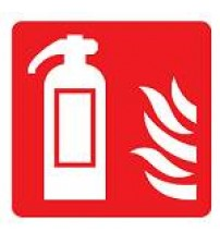 Floor Safety Sign - Emergency Escape & Fire Equipment Sign