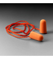 3M™ Corded Foam Earplugs 1110 100 pcs/box