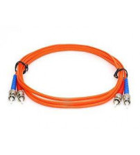 Patch Cord ST-ST D MM 1 Mtr. DE010017429 - BANAN-AX0001