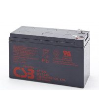 GP1272 / CSB VRLA Battery 12V 7.2AH