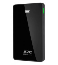 APC Mobile Power Pack, 10000mAh Li-polymer, Black ( EMEA/CIS/MEA)