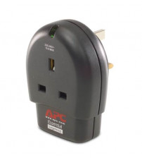 APC Essential SurgeArrest 1 outlet with Phone Protection 230V UK