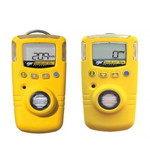 Gas Alert  Clip Extreme, Single Gas Detector O2 BW