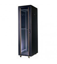 CABINET 20U, 600x600, 2FAN TRAY, 6WAY P.D. W/CIR. BRKR FIXED&SLIDING SHELF ESTAP - CKR20U66