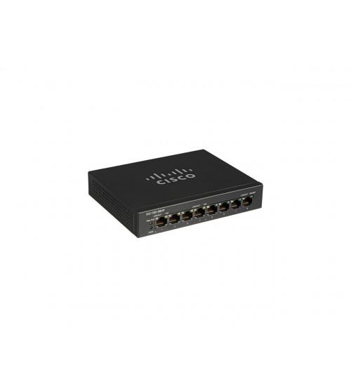 SG110D-08HP 8-Port PoE Gigabit Desktop Switch