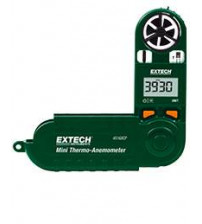 45168CP Mini Thermo-Anemometer with Built-in Compass