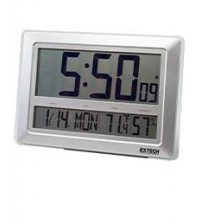 CTH10A Radio Controlled Clock + Hygro-Thermometer