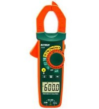 EX650 - True RMS 600A AC Clamp Meter + NCV