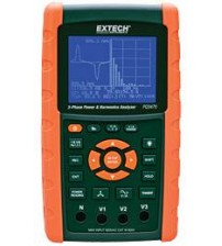 PQ3470: 3-Phase Graphical Power & Harmonics Analyzer/Datalogger