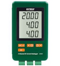 SD900 - 3-Channel DC Current (mA) Datalogger