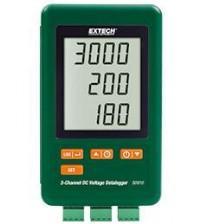 SD910 - 3-Channel DC Voltage (mV) Datalogger
