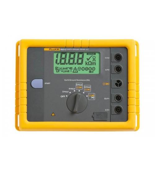 Fluke 1623-2 GEO Earth Ground Tester