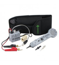 TONE & PROBE KIT, STD (701K-G/6A) (CLAM) | Greenlee
