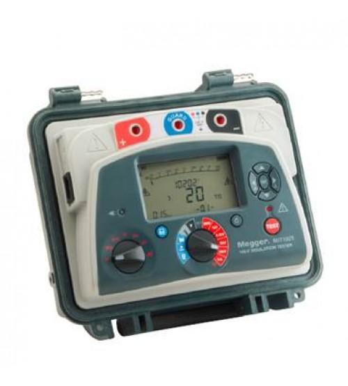 MIT1025 10 kV diagnostic insulation resistance tester