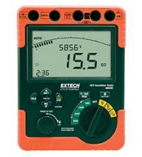 380395: High Voltage Digital Insulation Tester (110V)