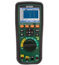 GX900: True RMS Graphical MultiMeter with Bluetooth®