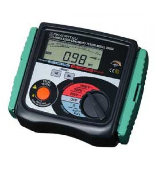 Digital Insulation / Continuity Tester