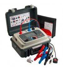 15 kV high performance diagnostic insulation tester