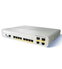 Catalyst 3560C PD PSE Switch 8GE POE 2 x 1G IP Base