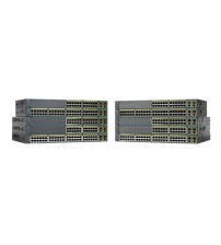 Catalyst 2960 Plus 24 10/100 PoE + 2 T/SFP LAN Lite