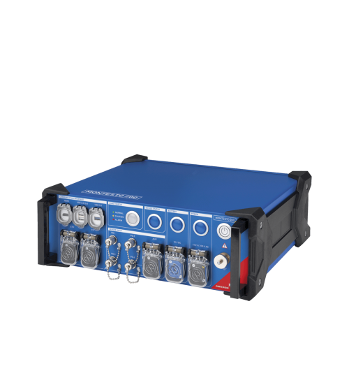 Portable On-Line Partial Discharge Measurement and Monitoring System - OMICRON