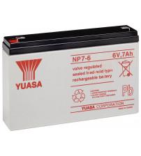 YUASA VRLA Battery 6V 7AH / NP7-6