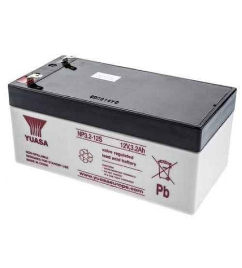 YUASA VRLA Battery 12V 3.2AH / NP3.2-12