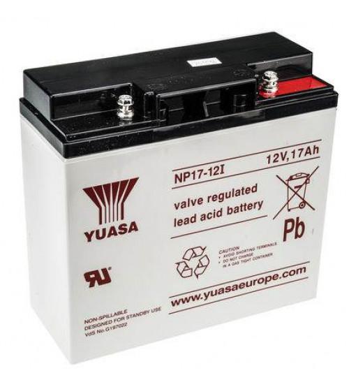 YUASA VRLA Battery 12V 17AH / NP17-12