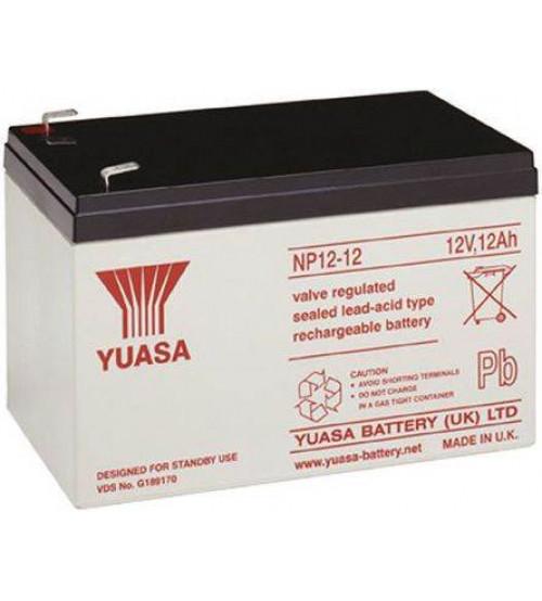 YUASA VRLA Battery 12V 12AH / NP12-12