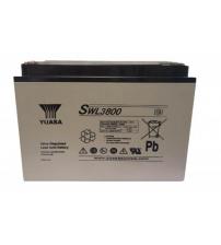 YUASA VRLA Battery 12V 124AH / SWL3800