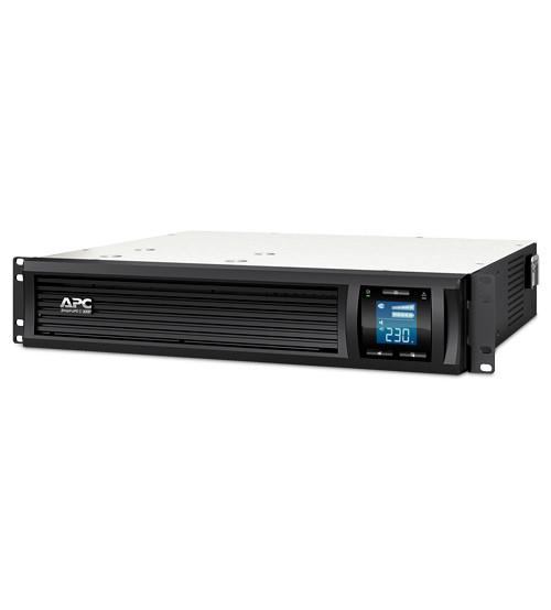 APC Smart-UPS C 3000VA Rack mount LCD 230V
