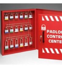 Padlock Control Centre - 18 hooks