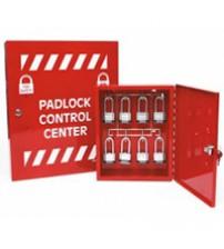 Padlock Control Centre - 8 hooks