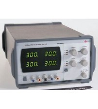 300W Double Output AC/DC Benchtop Power Supply