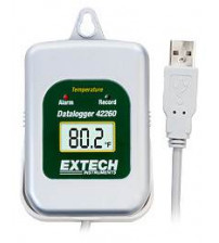 42265: Temperature Datalogger Kit with PC Interface