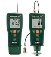 461880: Vibration Meter + Laser/Contact Tachometer