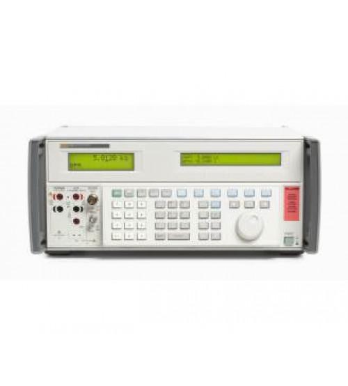 5502A/6 Multi-Product Calibrator with 600 MHz Oscilloscope