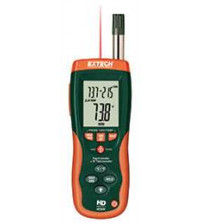 HD500: Psychrometer with InfraRed Thermometer
