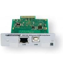 DUAL Ethernet / USB Interface HO730
