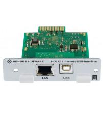 Ethernet/USB Dual Interface HO732