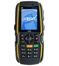 Ex-Handy 08 LWP - Intrinsically safe cell phone with lone worker protection