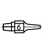 DX 116 (10) Desoldering Nozzle