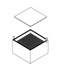 FINE DUST FILTER M5 2S/ZS4V (10) 270X270